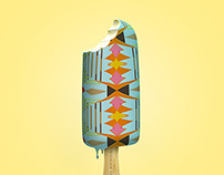 [ART DIRECTION] HARVEY NICHOLS - Popsicle
