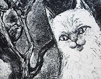 Nijinska (in honor of a cat)