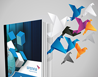 Sirenna Learning- Professional Company Profile Brochure