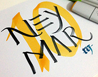 Calligraphic Players - World Cup Brazil 2014