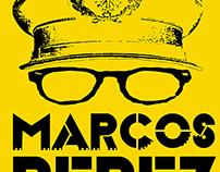 Marcos Perez Jimenez - Poster
