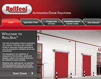 Rollseal Website
