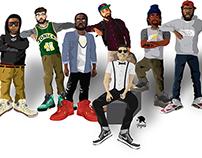 cartoon rappers