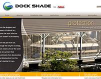 Dock Shade Website