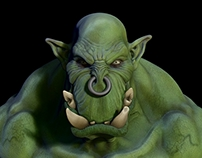 Green Orc