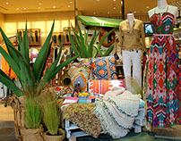 Anthropologie Visual Merchandising spring 2013
