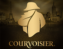 Courvoisier Exceptional Journey Art Direction