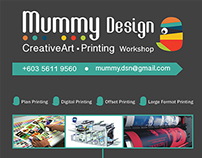 Mummy Design | Promotional Items