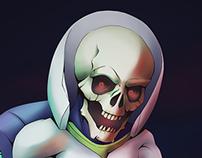 Death Astronaut