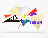 Richard Tegur's Demoreel & CV 2014