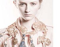 OLIN.K . Textile Jewelery. By Alexandra Konwinski.