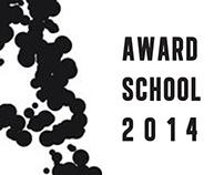 AWARD School 2014 // Final Portfolio