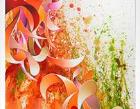 "Painting ""Orange"""