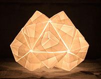 paper lamp #1