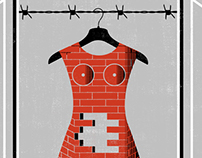 Graphic style: Red Dress… conceptual images