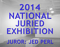 First Street Gallery 2014 National Juried Exhibition
