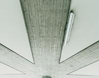 Airport Köln Bonn / Schneider-Esleben