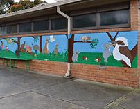 Mural  Bundoora Primary School
