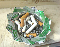 Can Ashtrays
