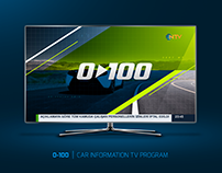 0-100 | CAR INFORMATION TV PROGRAM