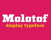 Molotof Typeface