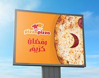 Pizza Pizza | Ramadan Campaign