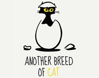 Another Breed of Cat - brand identity