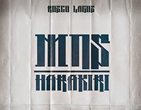 ManosNegros_ Harakiri (DIGIPACK)