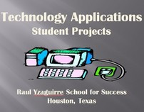 Technology Applications - Student Projects [RYSS]