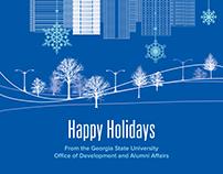 GSU Foundation 2016 Holiday Card
