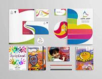 Identidad Calle Color/ Espacio Educativo