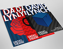 David Lynch Film Festival Poster Series