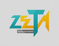 NeW Logo  [ ZeTA Desgins ]