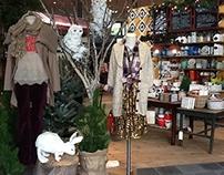 Anthropologie Visual Merchandising Holiday 2012