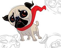 Mystery Pug