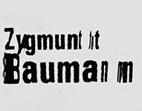 LIQUID MODERNITY - ZYGMUNT BAUMAN