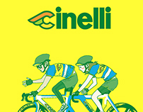 ' Cinelli road couple.'