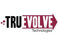 Truevolve Technologies - Logo design & CI branding
