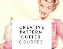 Creative Pattern Cutter Courses