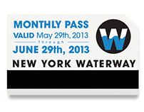 New York Waterway Rebranding