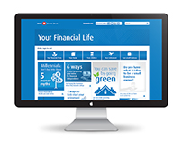BMO Harris Your Financial Life Microsite