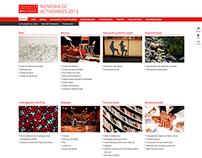 Fundación Banco Santander – Annual Report 2013