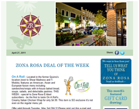 Town Center Newsletters
