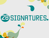 28 Signatures.