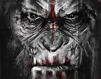 Dawn of the Planet of the Apes - 'Caesars Vengeance'