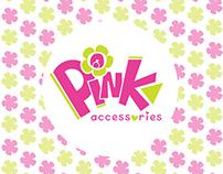 PINK accessories   Branding