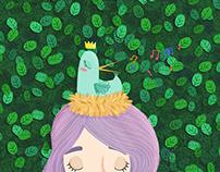 ·Ilustration· Little bird