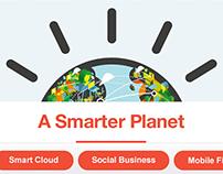 IBM Smarter Planet - Site Re-Design 2014