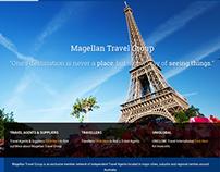 Travel Company Website