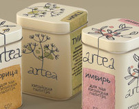 Artea | Tea package